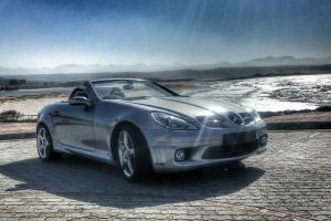 Mercedes SLK V8 AMG